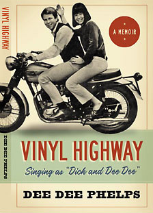 vinyl highway memoir by dee dee phelps