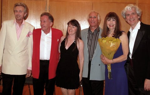 Bill Reid (The Tokens), Jay Traynor (Tokens and Jay and the Americans), Susan St. Martin, Jay Seigel (Tokens), Dee Dee, Dick